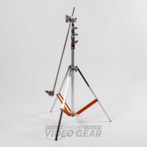 Matthews Hollywood Beefy Baby Triple Riser Stand with Rocky Mountain Leg